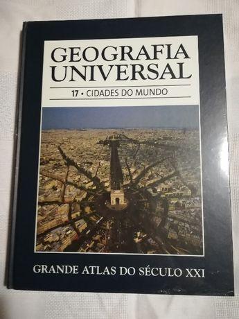 Enciclopedia geografica universal 18 Vol