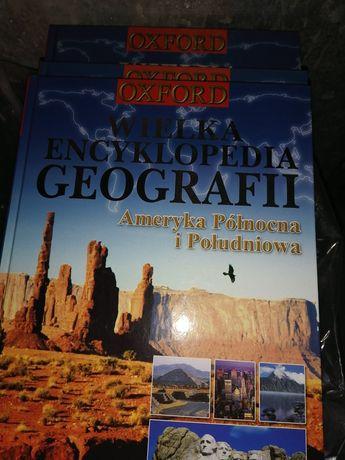 Książki geografia