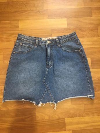 Новая джинсовая юбка Denim Co 10р.