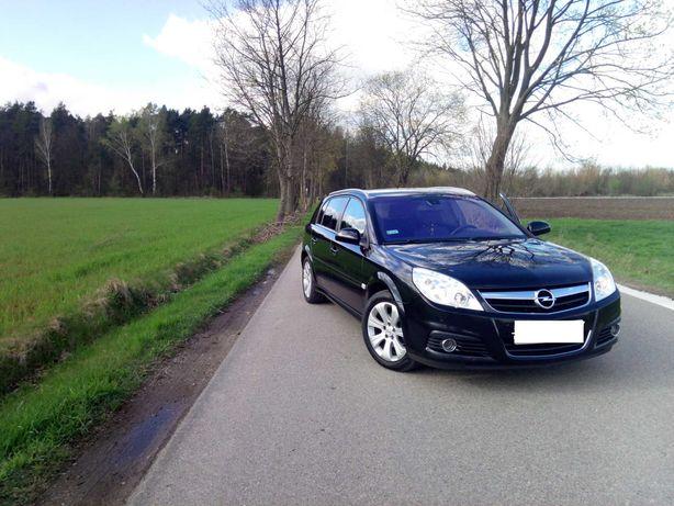 Czarny Opel Signum 1.9 150km 2008r pierwszy wlaściciel w Polsce