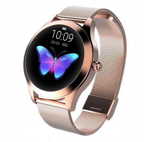SMARTWATCH DAMSKI zegarek do Iphone Samsung Huawei / sklep GT-TRADE