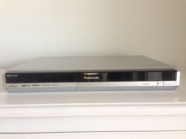 nagrywarka HDD & DVD Panasonic DMR-EH67
