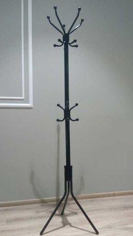 Вешалка стойка напольная для одежды Vivendi  Черный вішалка для одягу