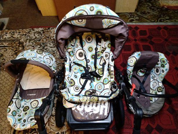 Wózek Babyactiv 3
