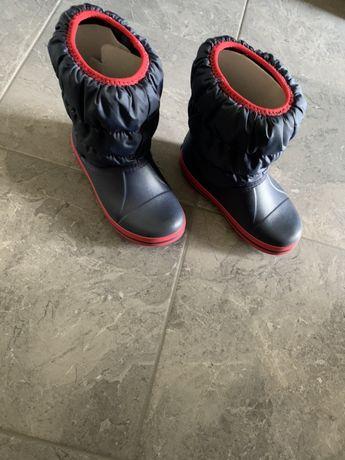 Crocs Winter Puff Boot Kids Śniegowce 29-30