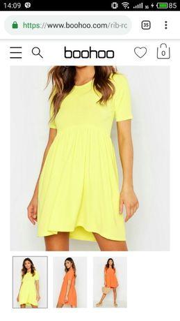 Платье Boohoo 38 размер