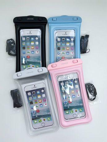 Водонепроницаемый чехол Case для Iphone 6 + 7 8 X XR Xs Max 11 Pro 12