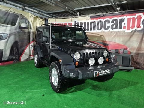 Jeep Wrangler 2.8 CRD MTX Sport