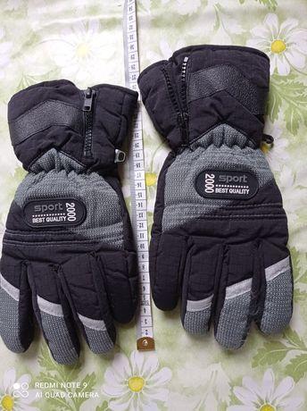 Rękawiczki męskie zimowe r 8