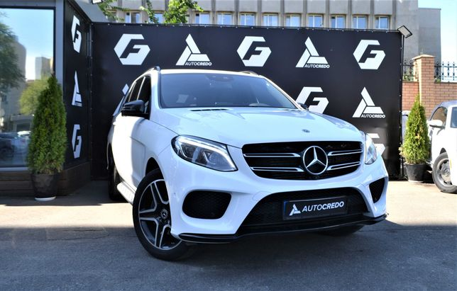 Mercedes-Benz GLE 250 2018