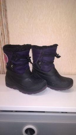 Ботинки,сапожки детские аналог Crocs