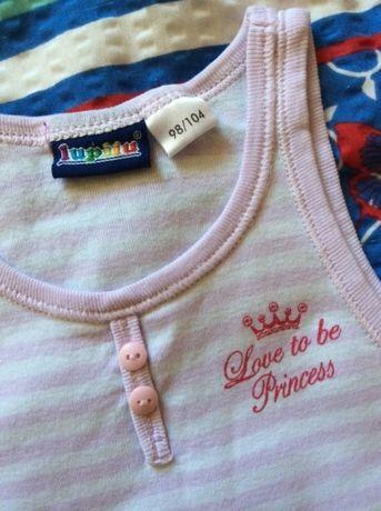 Koszulka, podkoszulka marki: LUPILU lidl Love to be Princess