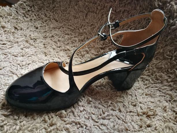 Buty na studniówkę, stradivarius, rozmiar 37
