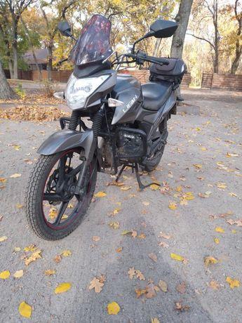 Продам мотоцикл lifan sity r 150 см3