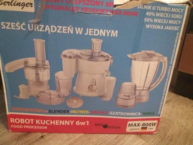 Urządzenie wielofunkcyjne kuchenne