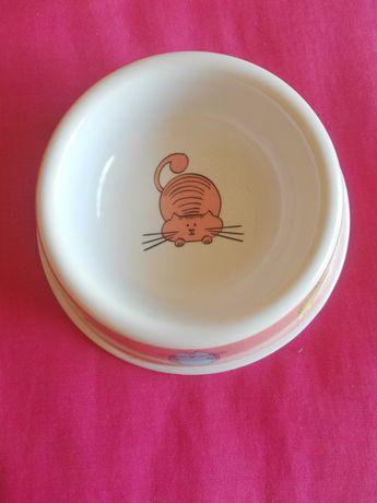 Taça para gato - água ou ração