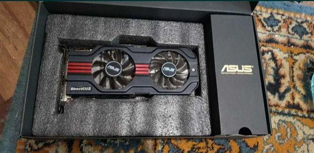 Asus Gtx 560ti 2Gb 256bit GDDR5 (аналог Gtx 750ti 760 R9 270x Hd7850