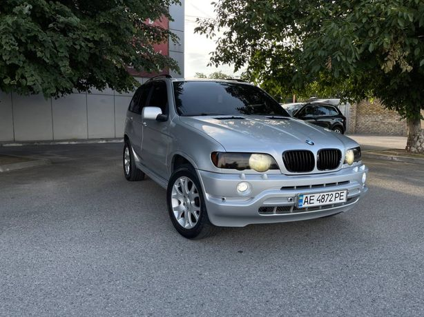 BMW X5 E53 3.0D M57