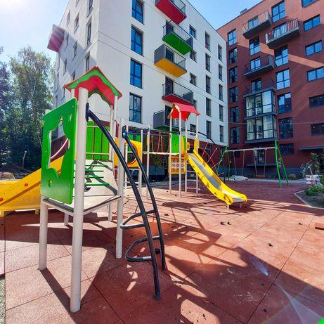 Продаж 1-кім квартири 34.07 кв.м (9 км від Львова) у зданій новобудові