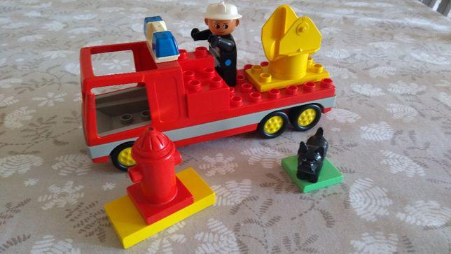 Lego Duplo Mój Pierwszy Wóz Strażacki 2691 – UNIKAT