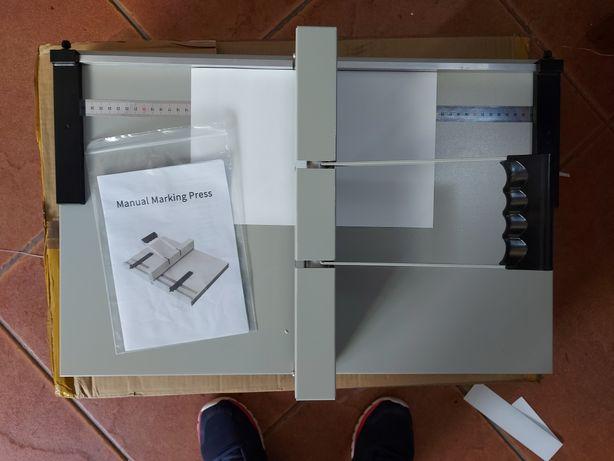 Vincadora de papel nova