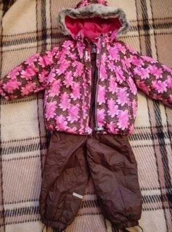 Зимний комплект Ленне Lenne 98-104 для девочки