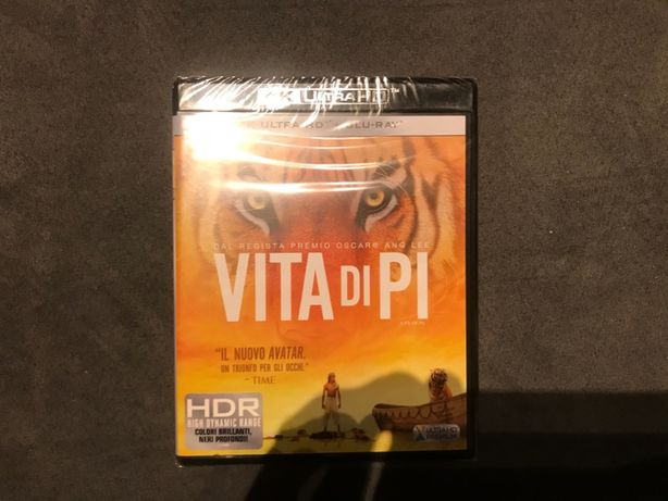Życie Pi - Life of Pi | 4K Ultra HD Blu-ray + BD