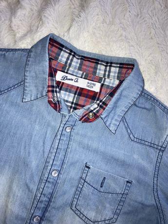 Koszula jeans Denim 140