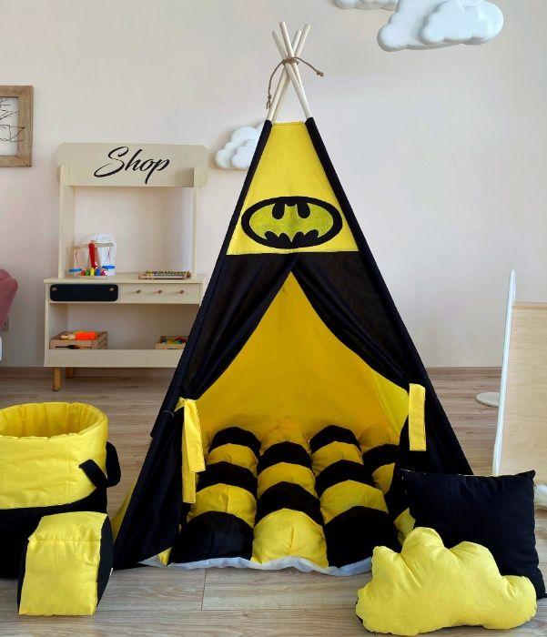 Детский вигвам, палатка, домик игровой. Отправка в день заказа. Киев - изображение 1