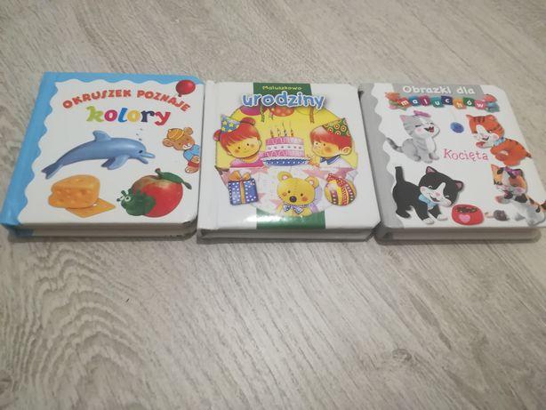 Książeczki dla maluszka