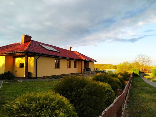 Dom nad jeziorem - Lakehouse Iława