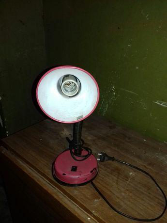 лампа    настольна