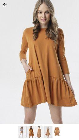 sukienka carmel