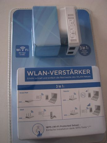 WLAN Repeater 3in1 Access Point Client \Wzmacniacz sygnału \ Tarnów