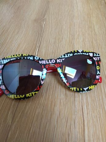 Okulary hello kitty