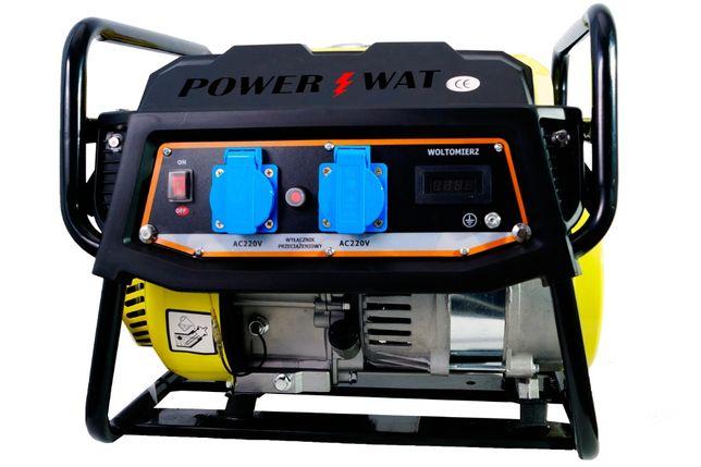 Agregat prądotwórczy 1000W NOWY idealny na działke - WYSYŁKA 23zł