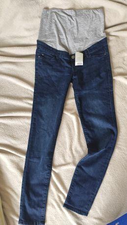 Nowe ciążowe jeansy