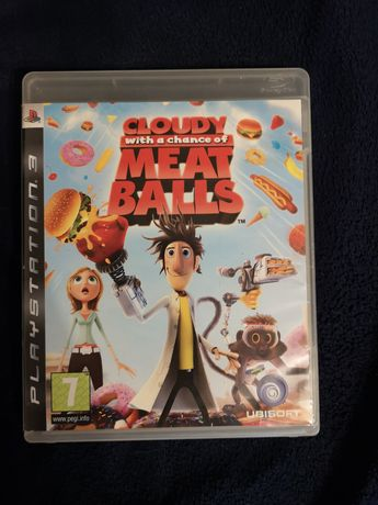 cloudy meat balls ps3