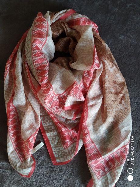 Шолковий платок - шарф