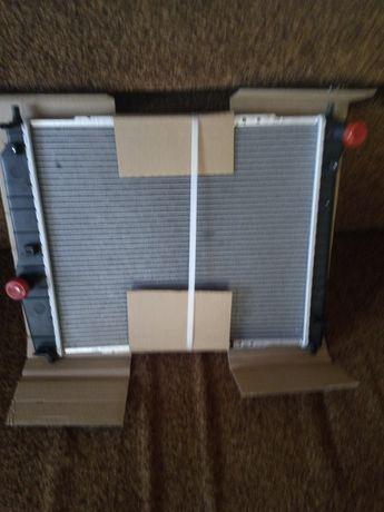 Радиатор охлаждения  Chevrolet Aveo 1,5 . Шевроле Авео Т 250 , Т 200,