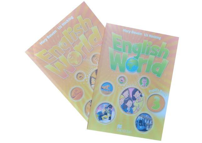 English World 3 (Учебник + Тетрадь)