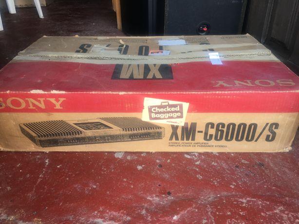 Amplificador auto sony 300w