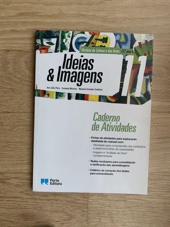 Caderno de atividades de História da Cultura e das Artes