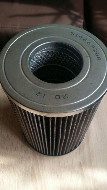 Filtr hydrauliczny liebherr, new holland, ltm