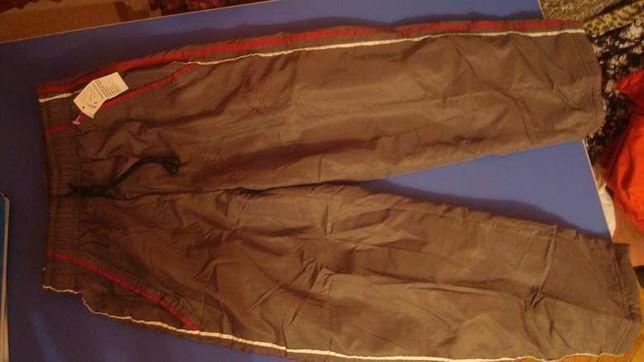 штаны зеленые нов. Р. 128-132