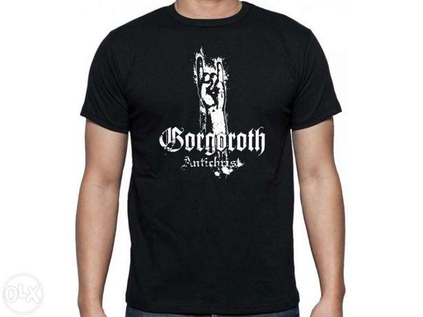 Gorgoroth / Burzum / Carpathian Forest - T-shirt - Nova