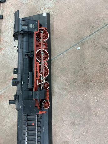 Locomotivas (Replicas) movidas a electricidade