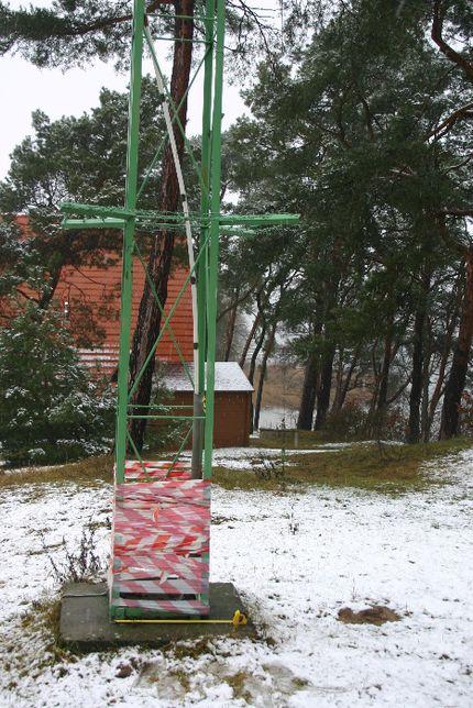 Maszt Stalowy 15 m - Wieża Antenowa
