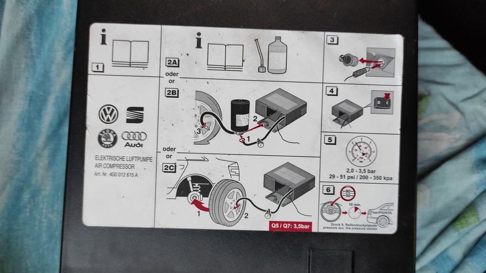 Автомобільний компресор Ерки - изображение 1