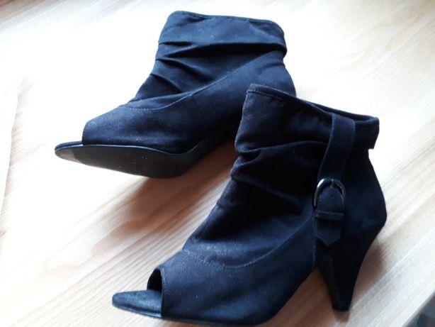 Buty czarne rozmiar 39
